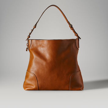 LEATHER HANDBAG - View all - Bags & Purses - WOMEN - United States of America / Estados Unidos de América