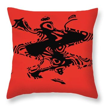Do Wah Diddy Diddy Throw Pillow