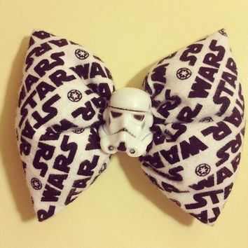 star wars bow by Elizabethaudreyy on Etsy