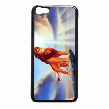 lion king 2 1a879615-b42e-419f-9283-cb65d579133e FOR iPhone 5C CASE *NP*
