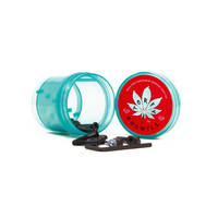 "Hella Tight Hardware Torey Pudwill 7/8"" W Cannabis Grinder"