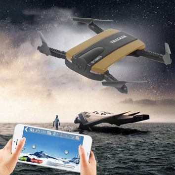 360 Altitude Hold HD Camera RC Quadcopter Selfie Fold-able Drone