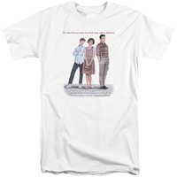 Sixteen Candles - Poster Short Sleeve Adult Tall