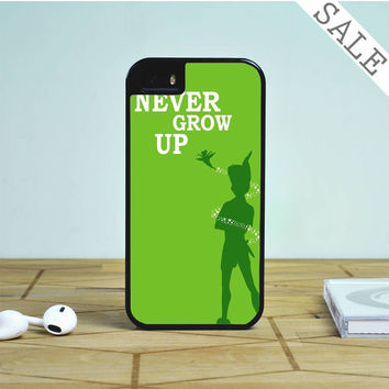 Peter Pan Never Grow Up For iPhone | Samsung Galaxy | HTC Case