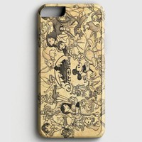Disney Walt iPhone 8 Case