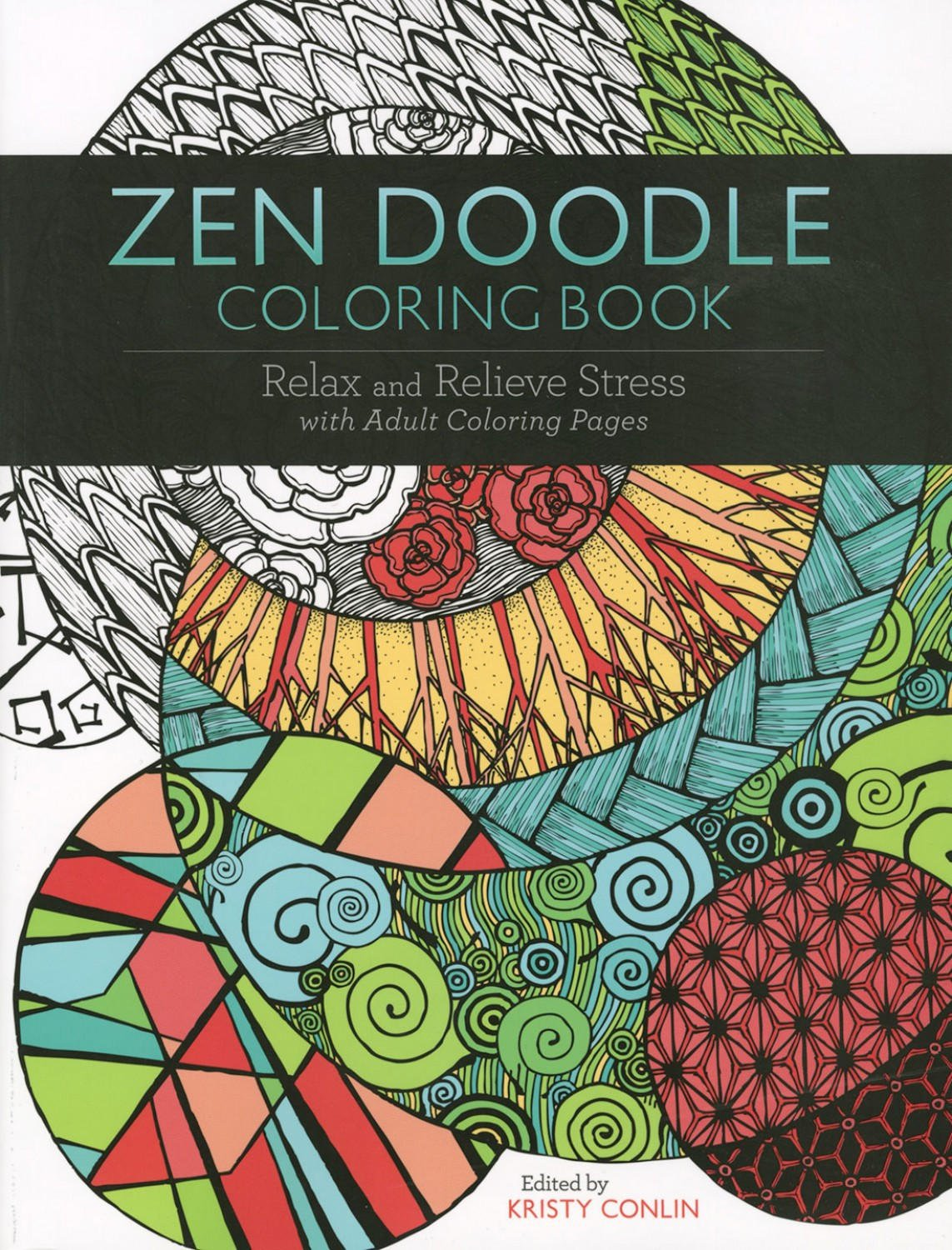 Zen colouring book animals - Zen Colouring Extreme Full Size
