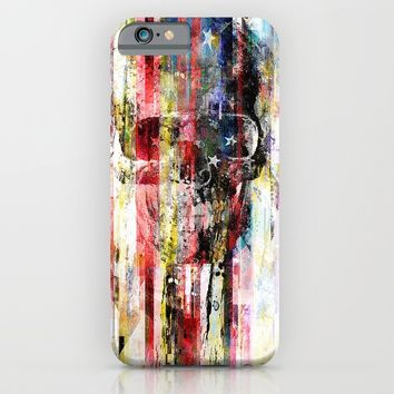 Lenny Hostile iPhone & iPod Case by HappyMelvin