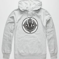 Element Wrapped Mens Hoodie Heather  In Sizes