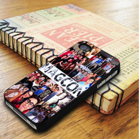 Magcon Boys Collage Band iPhone 5 Or 5S Case