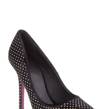 Pointy Party Shoe with Diamantes