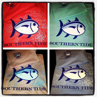 Southern Tide/Riley's Winter Tee