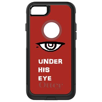 DistinctInk™ OtterBox Commuter Series Case for Apple iPhone or Samsung Galaxy - Under His Eye - Handmaid's