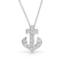 Bling Jewelry Anchors Aweigh Chain