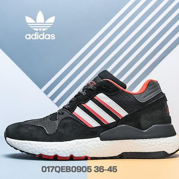 """Adidas"" ZX BOOST Nightwalker 4th Generation Full Palm Boost Air Cushion Shoes"