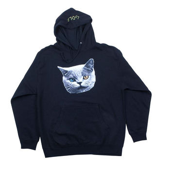 SHARK CAT HOOD BLACK – Odd Future