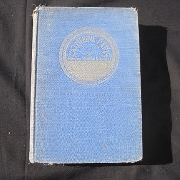 1928 Edition Catherine Paris by Princess Marthe Bibesco Hardcover