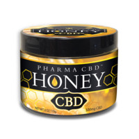500mg CBD Honey