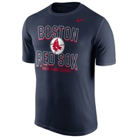 Nike Boston Red Sox Cooperstown Team Issue Legend Tee