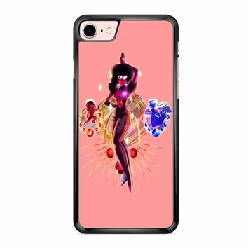 Ruby And Sapphire Steven Universe 5 iPhone 7 Case
