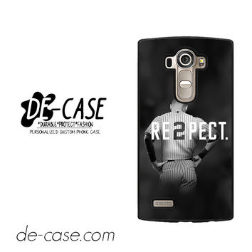 Respect 2 Re2pect For LG G4 Case Phone Case Gift Present