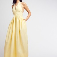 Free People Zephyr Jumper Maxi Dress