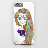 ALICE iPhone & iPod Case by ●•VINCE•●
