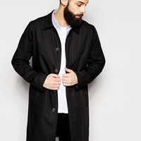 ASOS | ASOS Trench Coat In Lightweight at ASOS