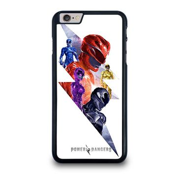 NEW MIGHTY MORPHIN POWER RANGERS iPhone 6 / 6S Plus Case Cover
