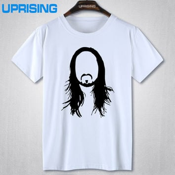 STEVE AOKI - Printed Mens T Shirt Graphic EDM House