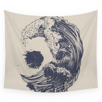 Society6 Swell Wall Tapestry