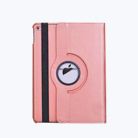 360 Degree Rotation Case For iPad Mini 2 3 PU Leather Stand Cover For Mini2 Mini3 With Smart Auto On/Off Funda Coque