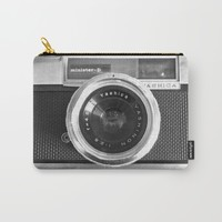 Camera Carry-All Pouch by Nicklas Gustafsson