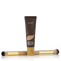 tarte Amazonian Clay 12-Hr Waterproof Full Coverage Concealer & Brush | QVCUK.com