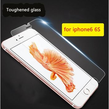 For iphone 6 tempered glass for Apple iphone6 7 Glass 4.7 For iPhone 6S 7 plus 5.5 Protector glass for iphone 8 screen protector