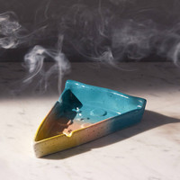 Rainbow Pizza Ashtray | Urban Outfitters