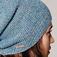 Marled Leightweight Slouchy Beanie