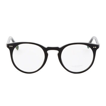 Oliver Peoples Black Sir Omalley Optical Glasses