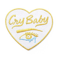 Cry Baby Heart Patch (Limited Edition)
