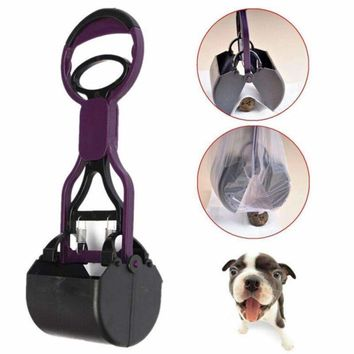 Portable Pet Dog Cat Products Waste Garbage Poop Cleaning Easy Pick Up Tools Toilets Pooper Scooper pet supplies clean tools s2