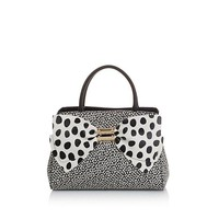 Betsey Johnson Ready Set Bow Satchel - 7939529 | HSN