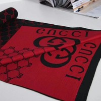 Gucci Cape Scarf Scarves-16