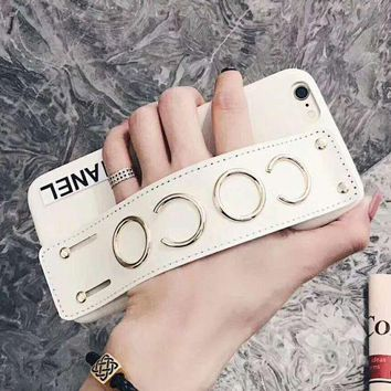 One-nice™ CHANEL COCO Fashion iPhone Phone Cover Case For iphone 6 6s 6plus 6s-plus 7 7plus iPhone8 I