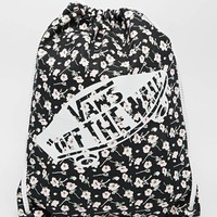 Vans Drawstring Backpack in Ditsy Floral