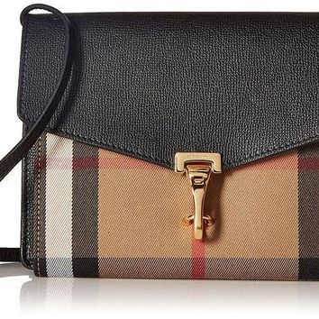 GPON3F Burberry House Check Crossbody Bag 3980825