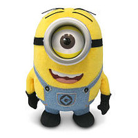 Despicable Me 2 9-inch Talking Figure - Minion Dave