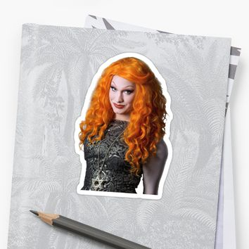 'Jinkx' Sticker by Megan Williams