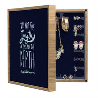 Leah Flores Depth BlingBox Petite