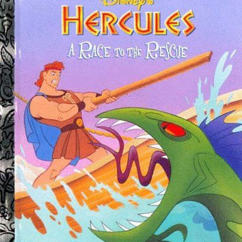 Disney's Hercules: A Race to the Rescue