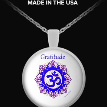 Gratitude Consciousness Necklace - Master Your Mood! gratitude-conscious-necklace