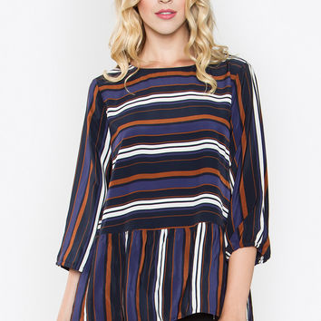 Earn Your Stripes Top